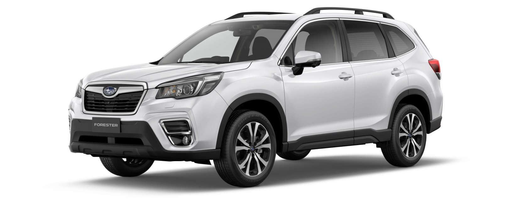 Forester 2.5 SportPLUS CrystalWhitePearl