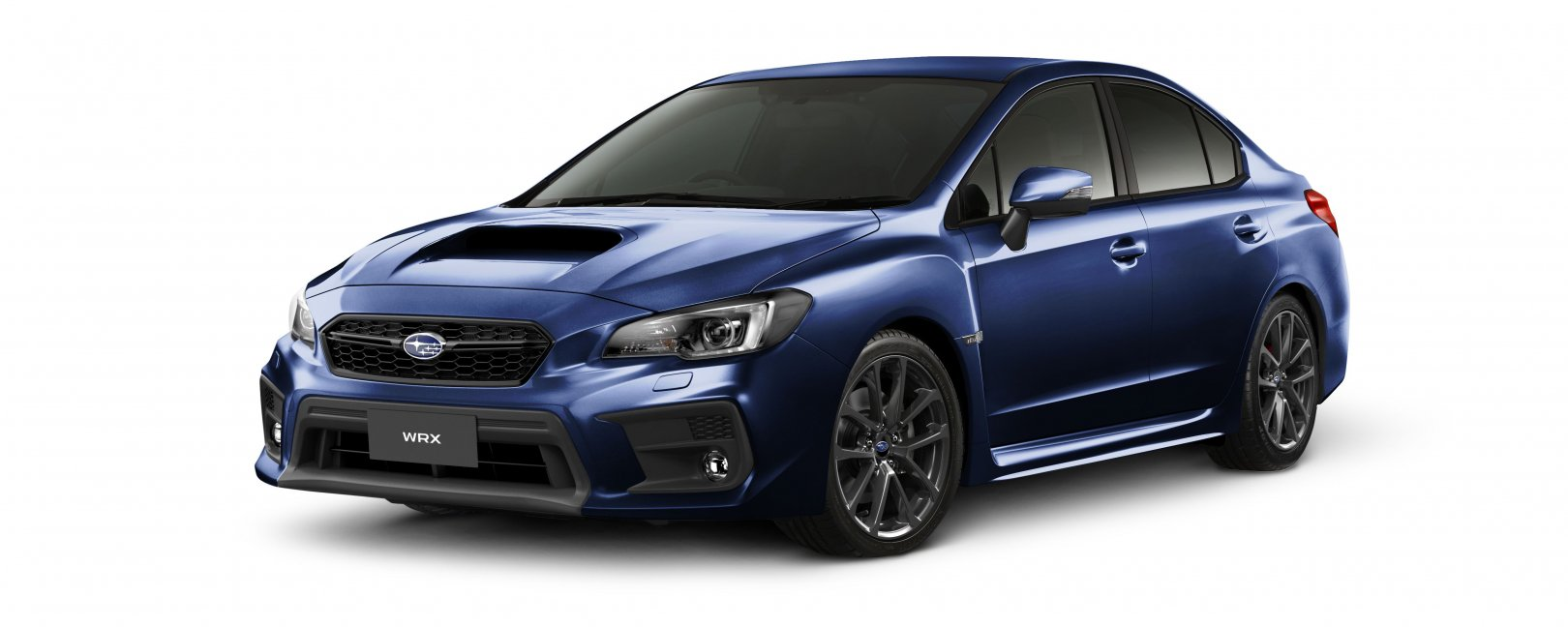 2020 WRX in lapis blue
