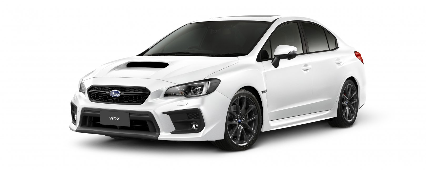 2020 WRX premium in crystal white
