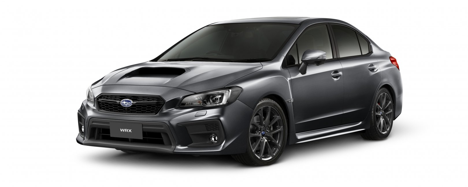 2020 WRX premium in dark grey