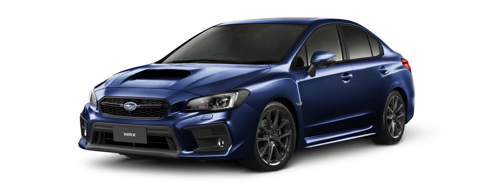 2020 WRX premium in lapis blue