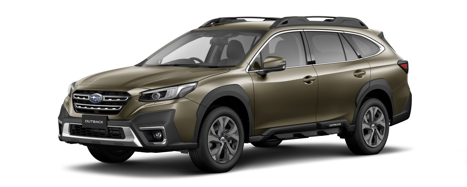 2021 Outback - autumn green