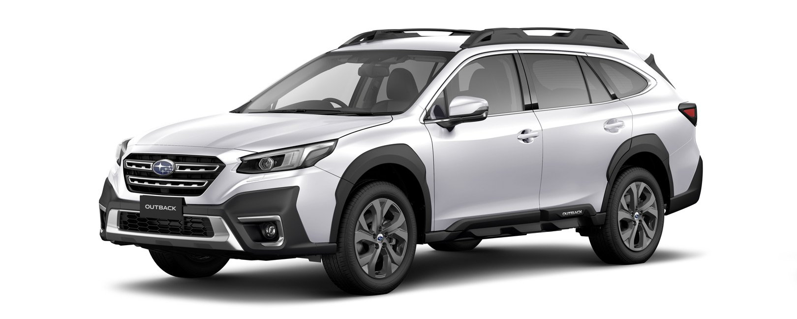 2021 Outback - crystal white
