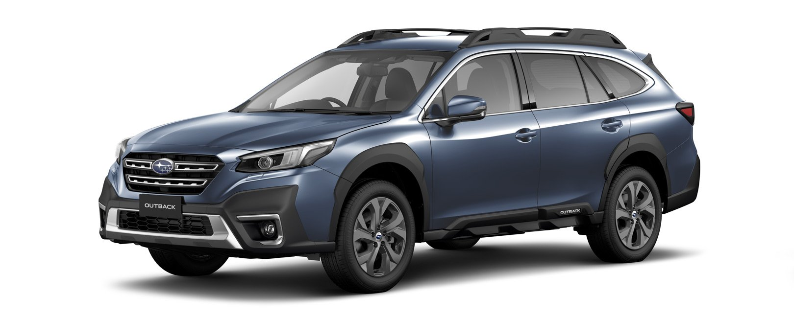 2021 Outback - storm grey