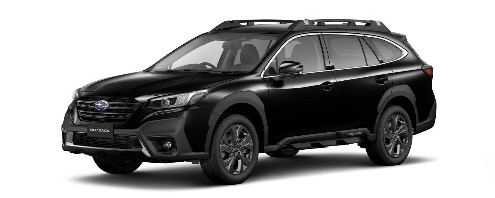 2021 Outback X - crystal black