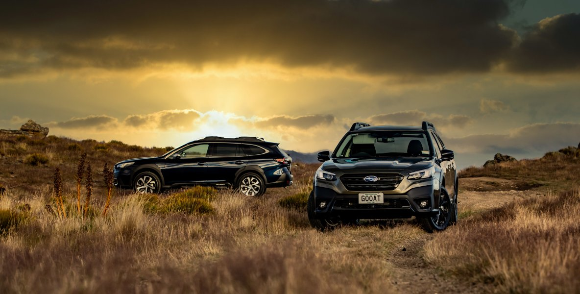 The all-new Subaru Outback is the biggest, safest, most technologically advanced and luxurious Outback ever.
