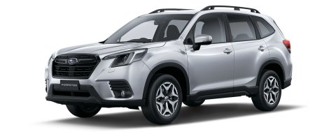2022 Forester 2.5_Ice Silver Metallic