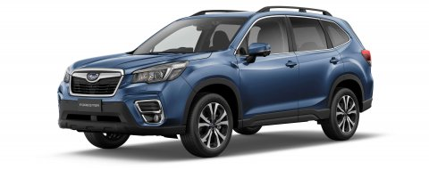 Forester 2.5 SportPLUS HorizonBluePearl