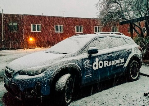 Our All-Wheel Drive (AWD) Subarus transport the RAL staff up and down the mountain safely, whatever the weather conditions.