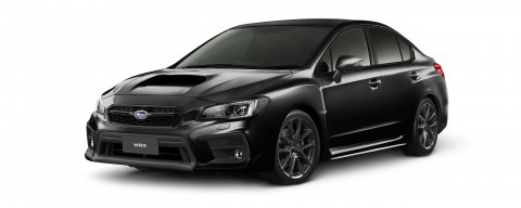 2020 WRX in crystal black