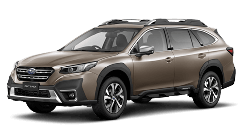 2021 Outback Touring - brilliant bronze