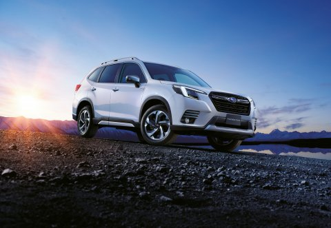 Subaru's 16 Authorised Subaru Centres will offer a five model Forester line-up, which includes the self-titled Forester, X Sport, Premium, e-Boxer Hybrid and Premium e-Boxer Hybrid variants.