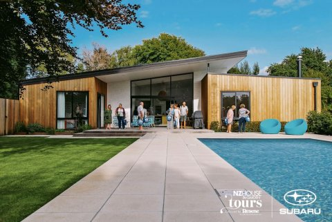 Subaru is the official vehicle partner of NZ House and Garden Tours