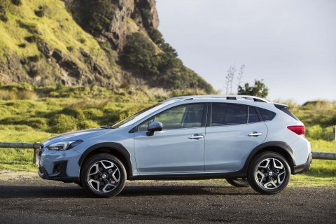 The Subaru XV has won the National Business Review's Crossover of the Year award.
