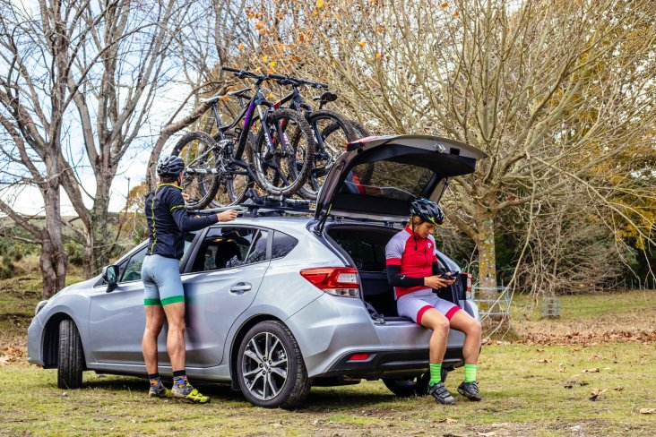 Hannah Wells - professional athlete, phd and Subaru ambassador. PC Jemma Wells Photography