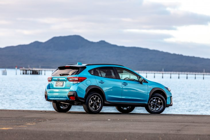 Subaru XV e-Boxer Hybrid is the perfect match for all conditions.