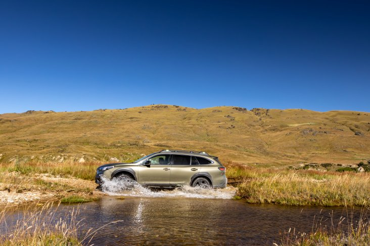 The 2021 Outback is on sale at the 16 Subaru Authorised Centres around New Zealand from today.