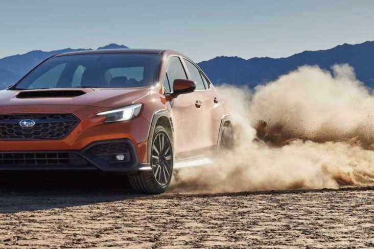 The all-new 2022 United States WRX has been revealed overnight.