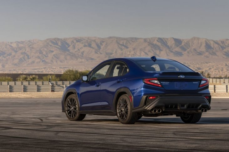 While inheriting the elements that have made WRX, a WRX, throughout four generations, the all-new WRX has further evolved.