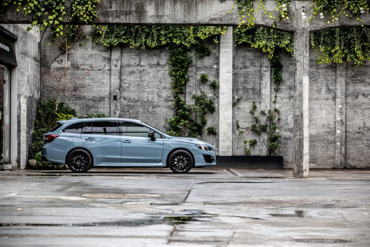 The Subaru Levorg has performance and sophistication