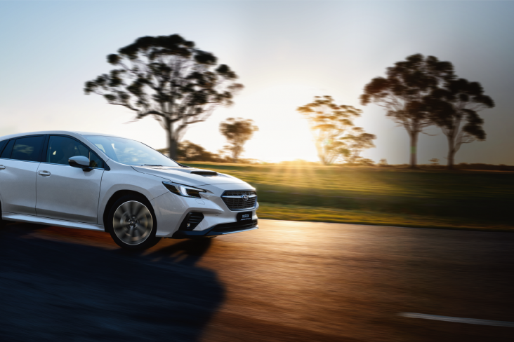 Subaru New Zealand reveals the WRX GT wagon with a 2.4-litre turbocharged Boxer engine.