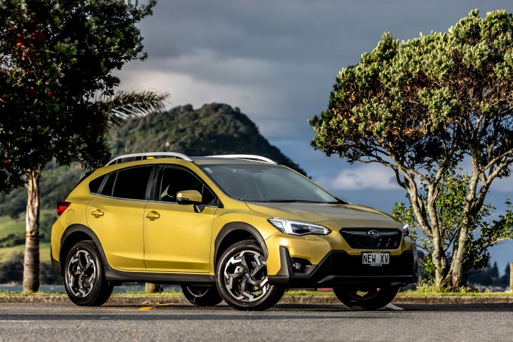 The popular compact SUV, the Subaru XV, helped contribute to the record month.