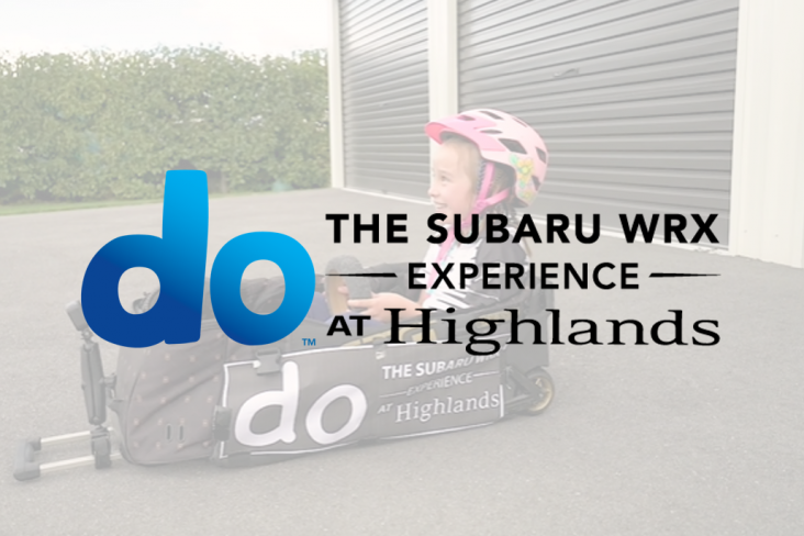 Do the Highlands WRX Experience at home!