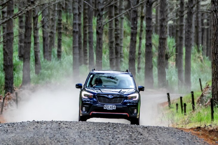 Forester Sport X is powered by a 2.5-litre horizontally-opposed direct injection Boxer engine and driven via a lineartronic™ SLT 7-speed with manual mode.