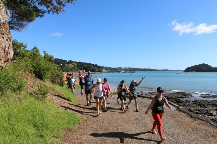 Hosted in eight locations throughout New Zealand, the Kiwi Walk & Run Series runs from March to May 2022.