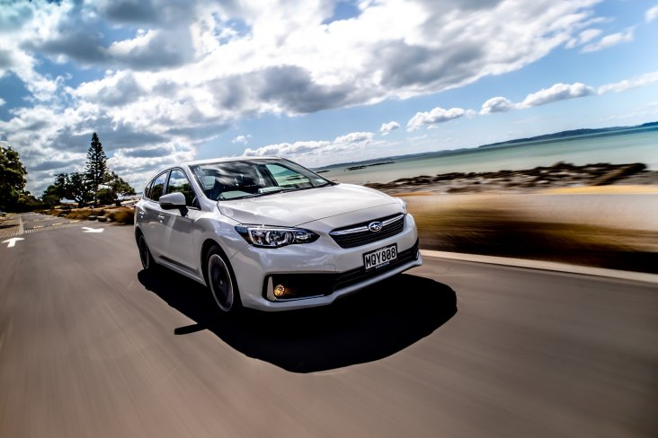 The appearance of the most fuel-efficient Subaru isn't the only change, with the new 2020 Impreza also featuring Subaru Intelligent Drive (SI Drive).