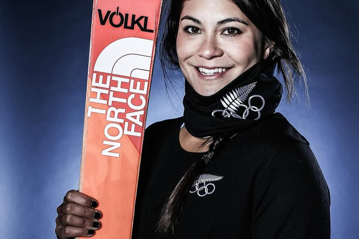 Janina Kuzma is a freeride skier based in Wanaka. She is New Zealand's No.1 halfpipe skier and has qualified for the 2018 Winter Olympics in PyeongChang, South Korea. She is also NZ's best female big mountain skier.