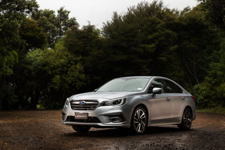 The 2020 Subaru Legacy 3.6RS model will be leaving the Subaru line-up next year.