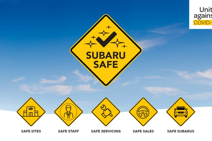 Subaru Covid-19 Safety
