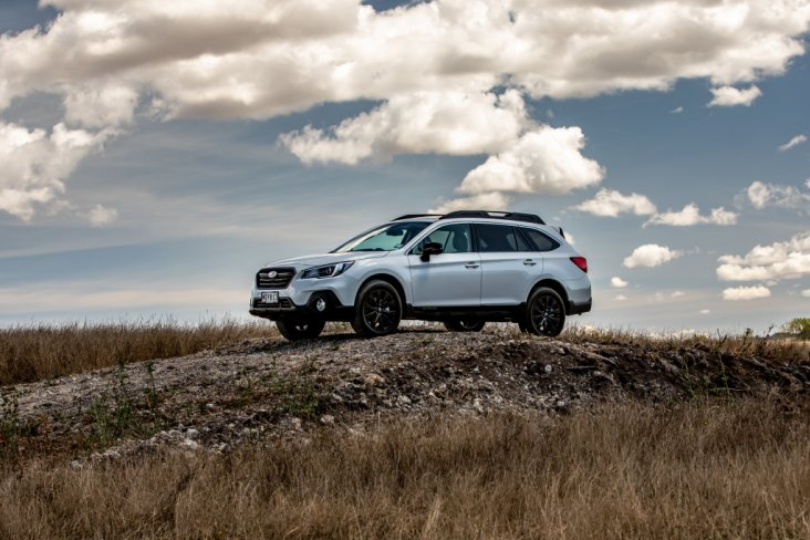 The recently launched Subaru Outback X Limited Edition model. Subaru dealerships in New Zealand are able to continue supplying vehicles to Kiwi buyers despite temporary factory suspension due to Covid-19.
