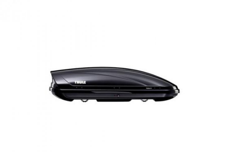 Thule luggage pod motion