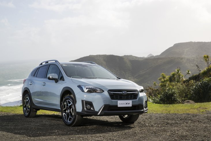 Subaru's stylish new generation XV saw a huge 78% increase in sales in 2017.