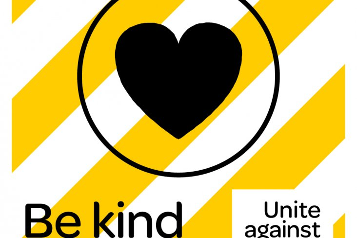 Be kind to one another and unite against covid-19.