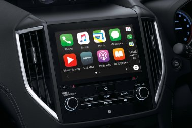 Subaru e-Boxer carplay