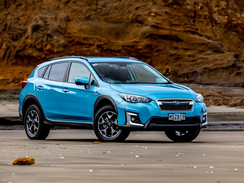 Subaru XV e-Boxer Hybrid is made for our environment.