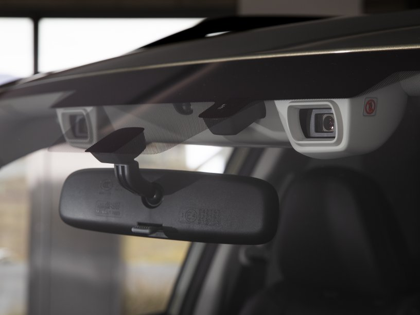 All three 2019 Subaru Forester models have the EyeSight active safety technology that includes anarray of driver-assist and collision avoidance technologies.