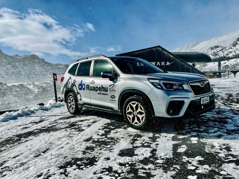 Skiers, snowboarders and sledders heading up to either of RAL's ski fields will see the mountain's team going about their business in their fleet of sign written Subaru SUVs.