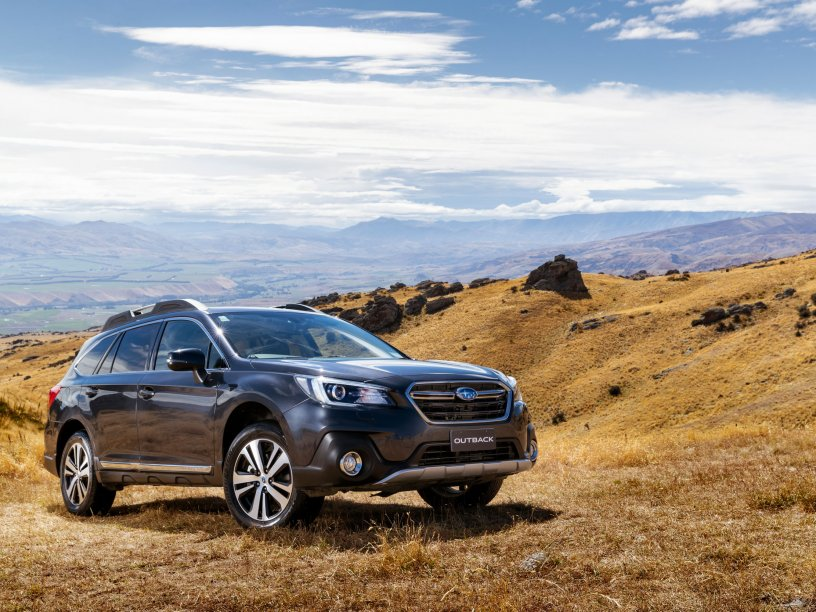 Subaru Outback - do extra with your day
