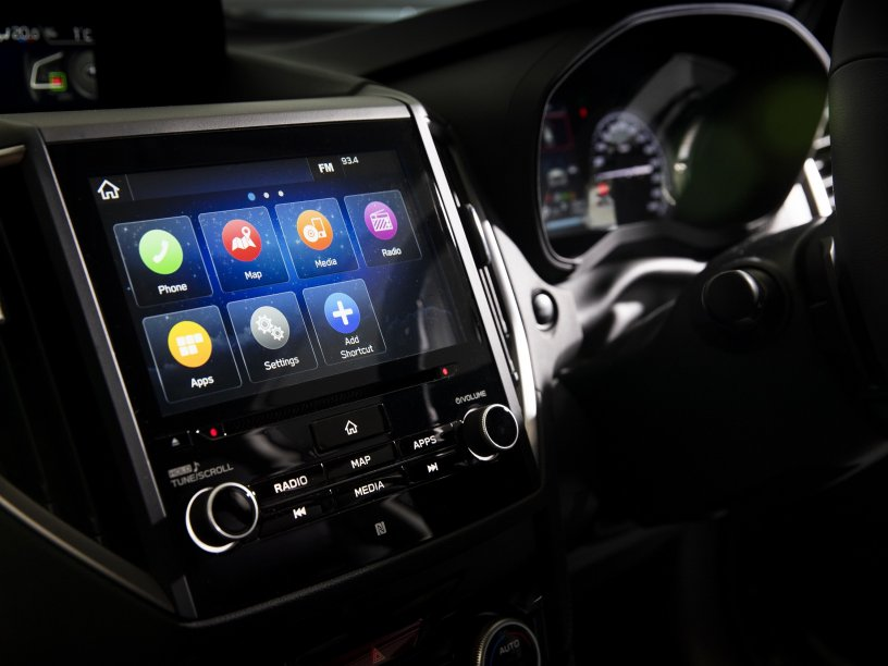 The 2019 Forester's infotainment system continues the trend of Impreza and XV in offering the very latest in cabin convenience and entertainment. It includes Apple CarPlay™ and Google Android Auto™ connectivity.
