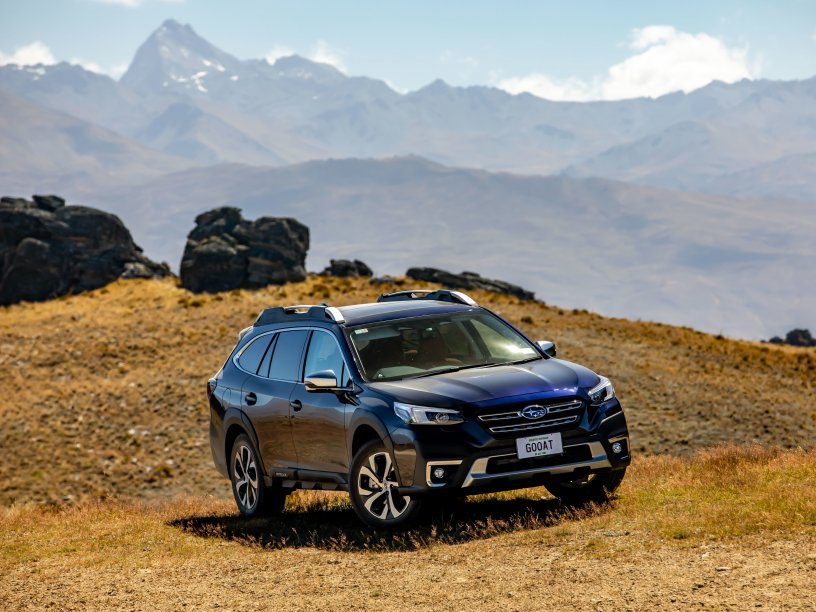 The 2021 Subaru Outback Touring