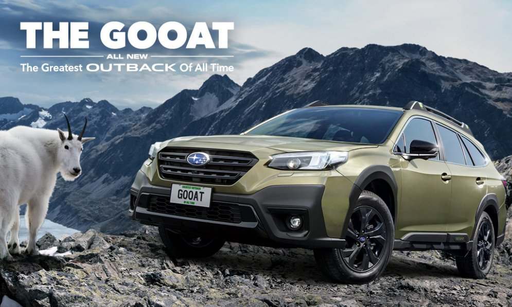 Subaru Outback 2021 New Zealand
