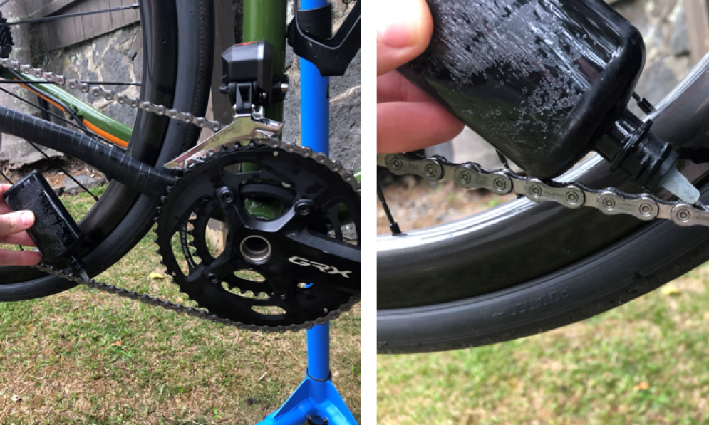 Bike chains_make sure there is enough lube on them before going out on a ride_Shimano.