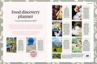 Subaru Fun box food discovery planner image
